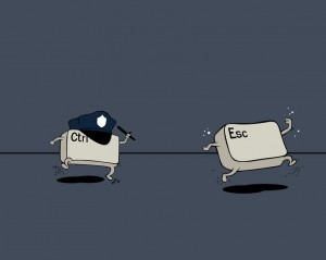 Escape_the_Control_by_shershah