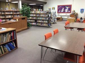 Hayfield School Library