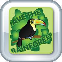 Save the rainforest app